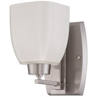 Brushed Satin Nickel Wall Sconces