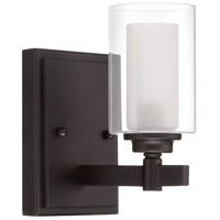 Craftmade 16705ESP1 Celeste 1 Light 5 inch Espresso Wall Sconce Wall Light