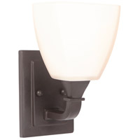 Craftmade 16906ESP1 Lawton 1 Light 7 inch Espresso Wall Sconce Wall Light, Jeremiah