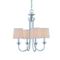 Jeremiah by Craftmade Spencer 4 Light Chandelier in Chrome 26124-CH
