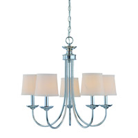 Jeremiah by Craftmade Spencer 9 Light Chandelier in Chrome 26125-CH