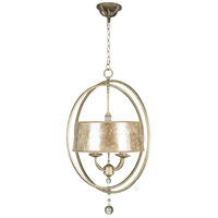 Craftmade 35534-AO Windsor 4 Light 26 inch Athenian Obol Chandelier Ceiling Light
