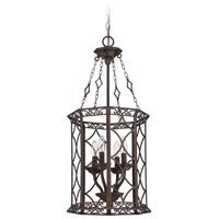 Jeremiah by Craftmade Evangeline 4 Light Foyer in Peruvian Bronze 36434-PR