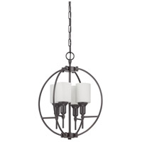 Craftmade 37234-ESP Meridian 4 Light 17 inch Espresso Entry Light Ceiling Light