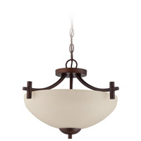 Jeremiah by Craftmade Hartford 3 Light Pendant in Old Bronze 37653-OB