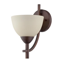 Jeremiah by Craftmade Hartford 1 Light Wall Sconce in Old Bronze 37661-OB