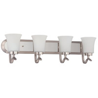Craftmade 38304-SN Northlake 4 Light 30 inch Satin Nickel Vanity Light Wall Light