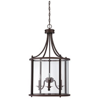 Craftmade 39533-ABZ Carlton 3 Light 18 inch Aged Bronze Brushed Pendant Ceiling Light