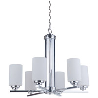 Albany 6 Light 28 inch Chrome Chandelier Ceiling Light