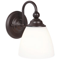Brighton 1 Light 6 inch Espresso Wall Sconce Wall Light