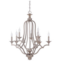 Gabriella 9 Light 30 inch Athenian Obol Chandelier Ceiling Light, Jeremiah