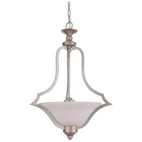 Gabriella 3 Light 18 inch Athenian Obol Pendant Ceiling Light, Jeremiah