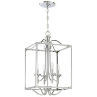 Jeremiah by Craftmade Sophia 4 Light Foyer in Chrome 41434-CH