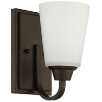 Craftmade 41901-ESP Grace 1 Light 5 inch Espresso Wall Sconce Wall Light, Jeremiah