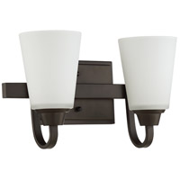 Craftmade Espresso Grace Bathroom Vanity Lights