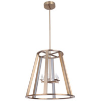 Steel Opus Foyer Pendants