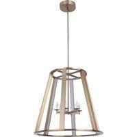 Craftmade 42436-SB-LED Opus LED 20 inch Satin Brass Foyer Light Ceiling Light