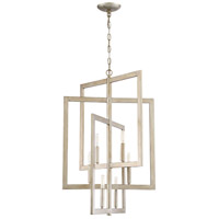 Craftmade 44936-GT Portrait 6 Light 19 inch Gold Twilight Foyer Light Ceiling Light