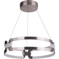 Craftmade 47290-SRG-LED Amulet LED 24 inch Satin Rose Gold Pendant Ceiling Light