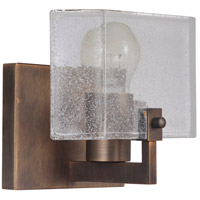 Craftmade 47601-PAB Trouvaille 1 Light 7 inch Patina Aged Brass Wall Sconce Wall Light