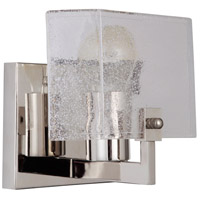 Trouvaille 1 Light 7 inch Polished Nickel Wall Sconce Wall Light