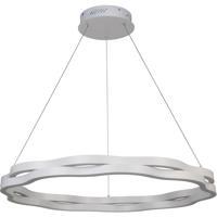 Craftmade 47791-W-LED Nimbelo LED 32 inch White Pendant Ceiling Light