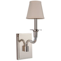 Craftmade 48061-PLN Deran 1 Light 5 inch Polished Nickel Wall Sconce Wall Light, Gallery Collection