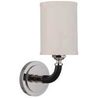Craftmade 48161-PLN Huxley 1 Light 5 inch Polished Nickel Armed Wall Sconce Wall Light