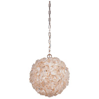 Craftmade 48491-GLD Roxx 1 Light 16 inch Gold Pendant Ceiling Light, Gallery Collection