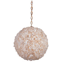 Craftmade 48493-GLD Roxx 4 Light 24 inch Gold Pendant Ceiling Light Gallery Collection