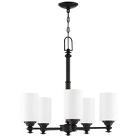 Craftmade 49825-ESP Dardyn 5 Light 25 inch Espresso Chandelier Ceiling Light