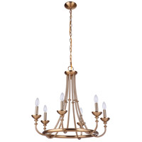 Steel Marlowe Chandeliers