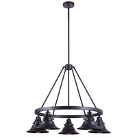Craftmade Oiled Bronze Outdoor Pendants/Chandeliers