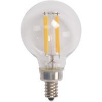 Craftmade 9650 Filament LED G16.5 5.50 watt 2700K LED Bulb
