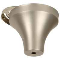 Craftmade Flushmont Adapter Fan Accessory in Brushed Nickel AD101-BN
