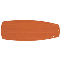 Contour Cherry/Rosewood Set of 5 Type 2 Fan Blades in Reversible Cherry/Rosewood