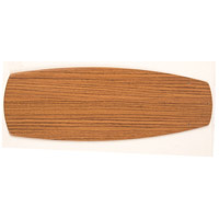 Contour Teak Set of 5 Type 2 Fan Blades