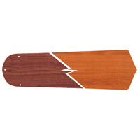 Craftmade Custom Wood Type 2 Blades in Reversible Cherry/Rosewood B542S-CR