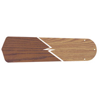 Craftmade Standard Type 2 Blades in Reversible Dark Oak/Light Oak B544S-RDL