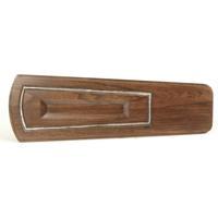 Craftmade Custom Carved Woodward Type 1 Blades in Walnut/Vintage Madera B554C-WD8