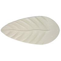 Craftmade B554T-OAW Tropic Isle Antique White Outdoor Fan Blades in Type 3, ABS Blades, Outdoor Tropic, Type 3