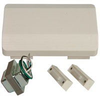 Craftmade C105L-W Premium Builder White Lighted Chime Kit in Lighted Buttons