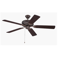 Craftmade Pro Builder 52-inch Ceiling Fan Motor Only in Aged Bronze Textured C52AG