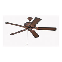 Pro Builder 52 inch Biscay Walnut Ceiling Fan Motor Only in Blades Sold Separately