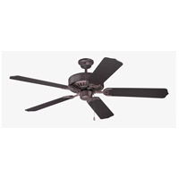 Craftmade Pro Builder 52-inch Ceiling Fan Motor Only in Oiled Bronze C52OB