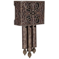 Westminster Renaissance Crackle Chime, Carved Short