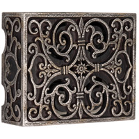 Craftmade CAB-RC Designer Renaissance Crackle Chime Carved Box