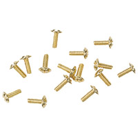 Craftmade CF-BS Signature Bright Brass Blade Screws, Ellington