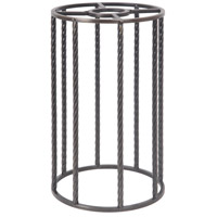 Jeremiah by Craftmade Design-A-Fixture Cage in Aged Bronze Brushed CG130-ABZ