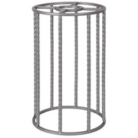 Jeremiah by Craftmade Design-A-Fixture Cage in Aged Bronze Brushed CG130-AGV